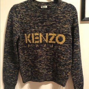 Kenzo Sweaters - Kenzo Marled Knit Crewneck Sweater
